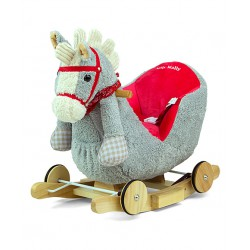 Milly Mally Konik Polly - Gray-Red Horse