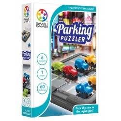 Parking Puzzler - gra logiczna Smart Games