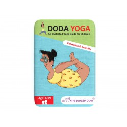 Karty Doda Yoga The Purple Cow -